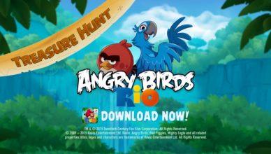 Особенности игры Angry Birds Rio