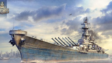 Инвайт-код в закрытый бета-тест World of Warships