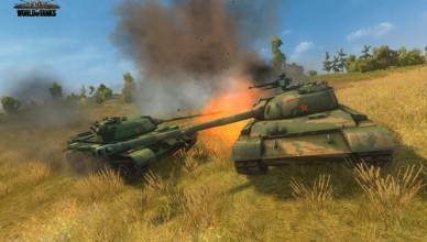 Лучшие средние танки 3-10 уровня в World of Tanks