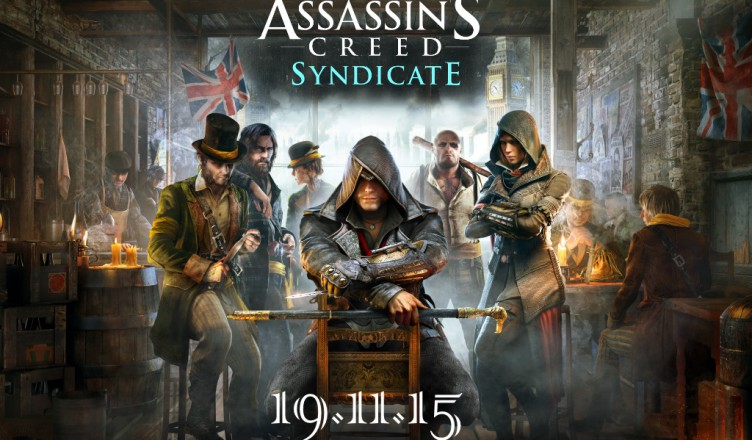 Assassin's Creed Syndicate дата выхода на ПК