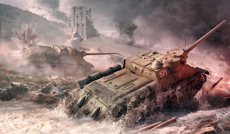 Лучшая ПТ-САУ 8 уровня в World of Tanks