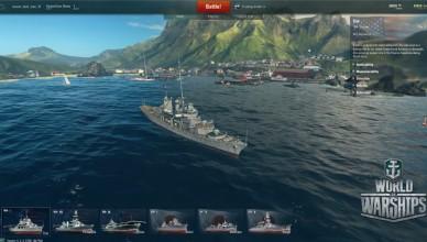 World of Warships официально выходит