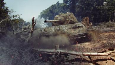 Лучший средний танк 10-го уровня в World of Tanks.