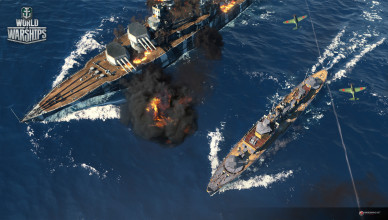 World of Warships обновление 0.5.0.1