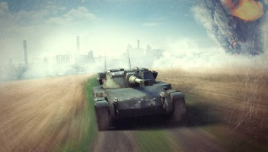 легкие танки 9-10 уровня в World of Tanks