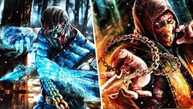 Новые бойцы в MORTAL KOMBAT X появятся в 2015 году