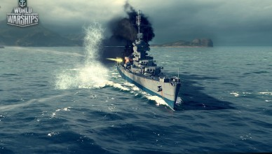 эсминцах в World of Warships