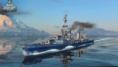 Как играть на крейсере Мурманск в World of Warships