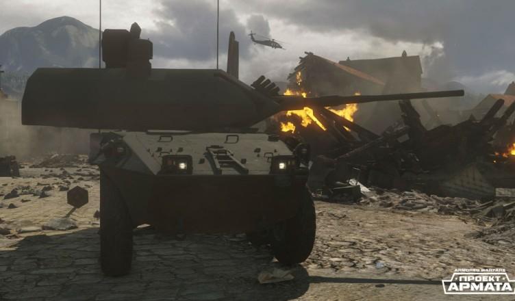 Обзор B1 Draco (9-й уровень) - Armored Warfare