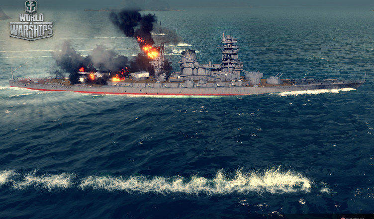 Как играть на линкорах в World of Warships