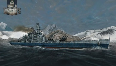 New Mexico World of Warships