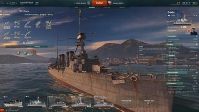 Как правильно играть на крейсере Омаха - World of Warships