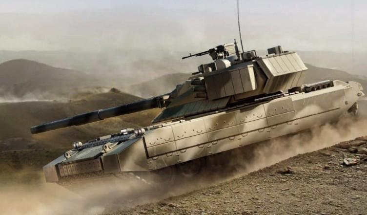Обзор БМП-3 в игре Armored Warfare: Проект Армата