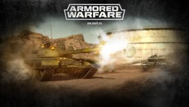 Т-72А в игре Armored Warfare