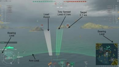 Как увернуться от торпеды в World of Warships