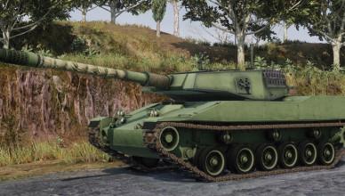 Обзор легкого танка Stingray 2