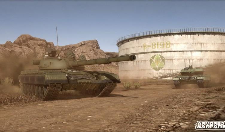 Что качать в Armored Warfare