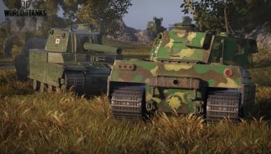 Куда пробивать Японские танки в World of Tanks