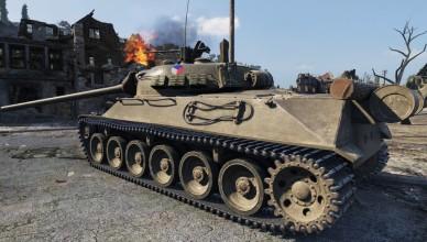 Лучший средний танк Чехословацкой