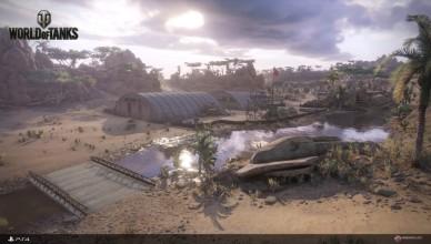 World of Tanks теперь на PlayStation 4