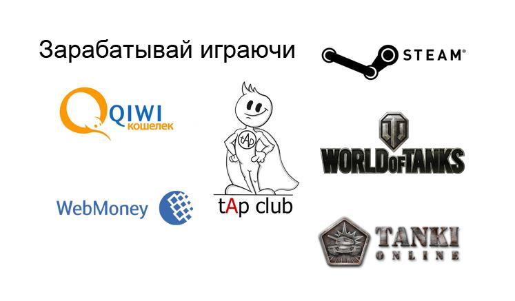 сайт для заработка игровой валюты в танках онлайн