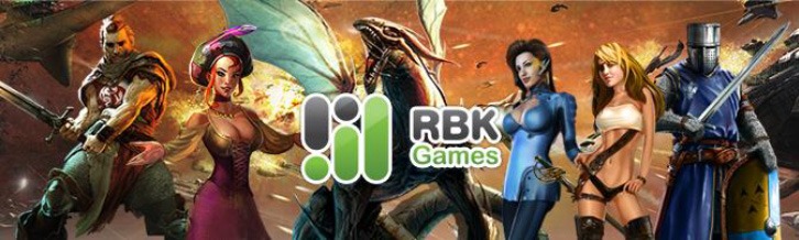 Онлайн-игры на RBK Gamescom