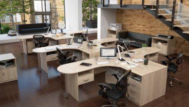 Подбор офисной мебели эконом-класса