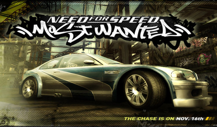Need for Speed Most Wanted - классика всегда в моде...