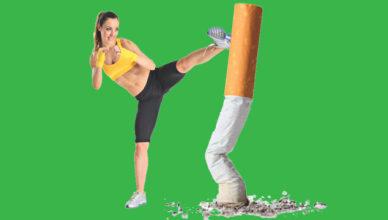 Почему женщины боятся бросить курить