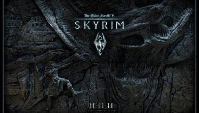Скрытность Skyrim