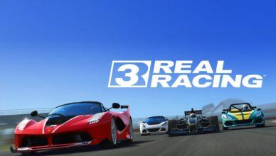 Real Racing 3 - только вперед и не оглядывайся