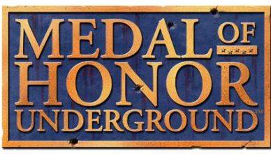 список предметов в Medal of Honor Underground