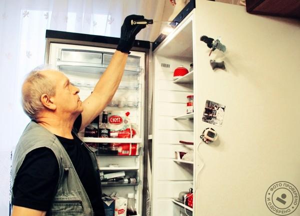 Ремонт холодильников от профессионала