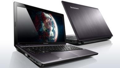 Lenovo IdeaPad Z580 Обзор - Z серия ноутбуков является доступной для мультимедиа