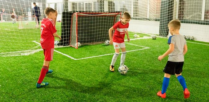 формы для занятий футболом