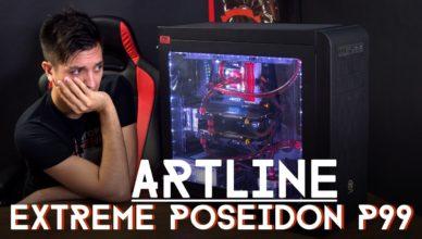Artline Extreme Poseidon P99