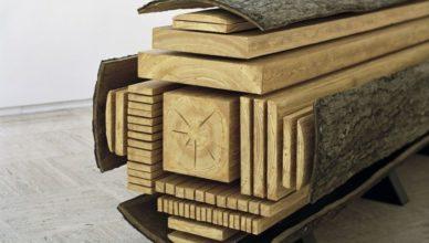 Поперечная резка изделий из дерева