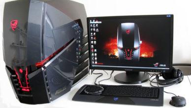 собрать мощный компьютер