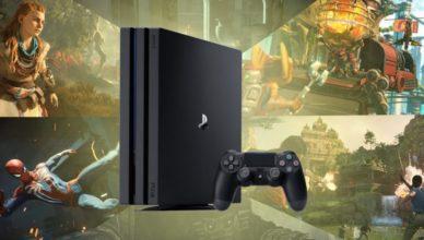 Эксклюзивы PlayStation