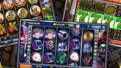 Современные игровые автоматы очень разнообразны
