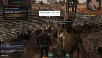 Игра Fallen Earth: секреты и тонкости