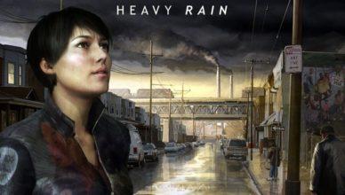 Heavy Rain - Прохождение. Доктор