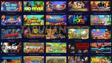 Азартные онлайн игры от клуба live22