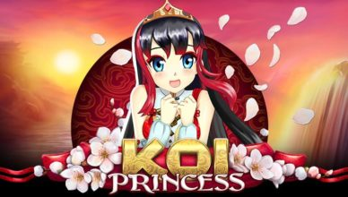 Онлайн слот Koi Princess