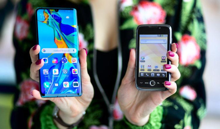 Смартфон Huawei u8230 - плюсы и минусы