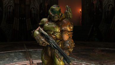 Doom Eternal: миссия Ад на Земле -секреты и предметы коллекционирования