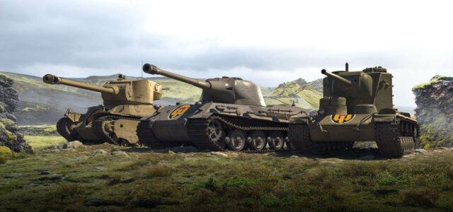 Покупаем премиумный танк: Löwe или КВ-5