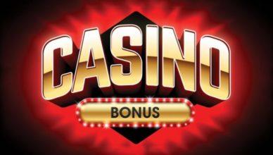 бонус казино за регистрацию