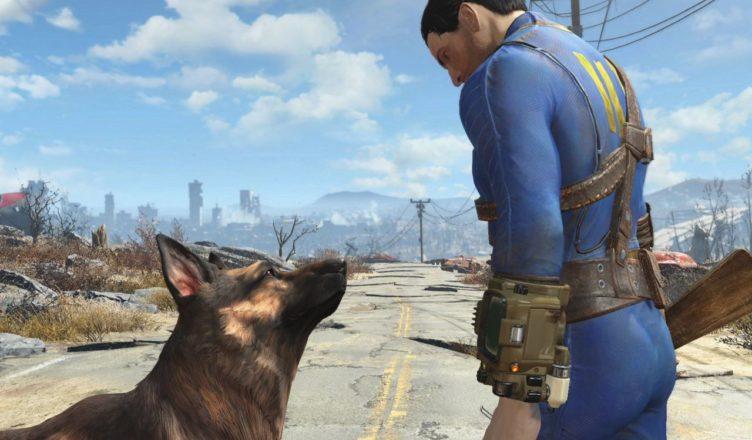 """Прохождение миссии """"Diamond blues city"""" в игре Fallout 4"""