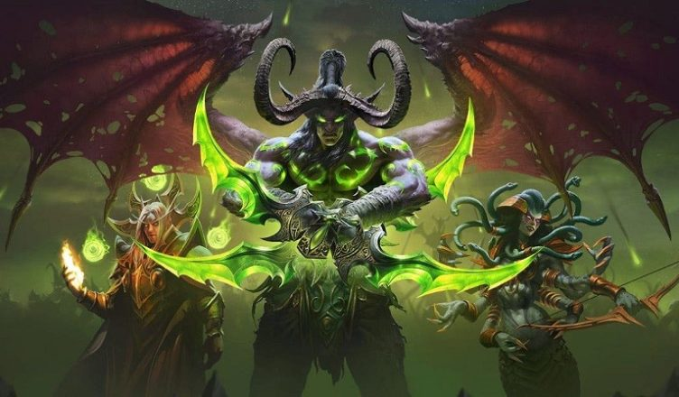 Blizzard Reduces WoW: Burning Crusade Classic Character Cloning Cost